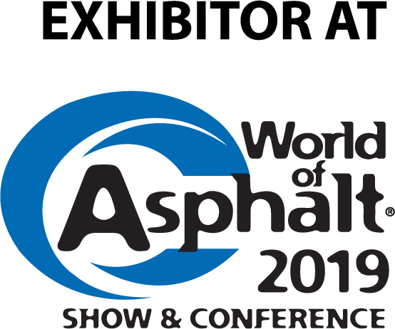 World of Asphalt 2018 Exhibitor Logo