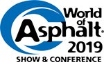 World of Asphalt 2019 Logo